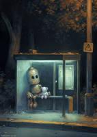 Night Service by MattDixon