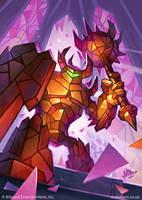 The Glass Knight by MattDixon