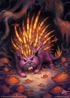 Totem Cruncher by MattDixon