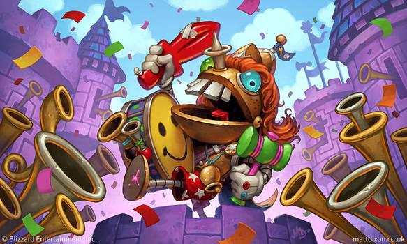 Sir Annoy-O by MattDixon