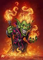 Pyromaniac by MattDixon