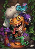 Murloc Tastyfin by MattDixon