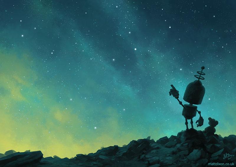 Astronomy by MattDixon on DeviantArt