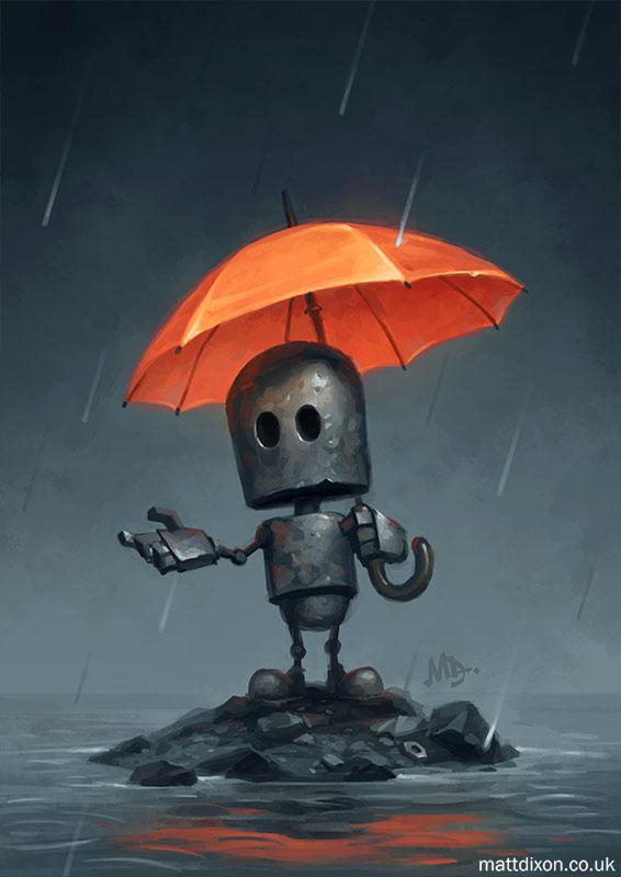 The Rainy Season by MattDixon