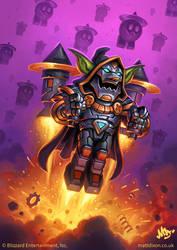 Blastmaster Boom by MattDixon