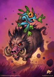 Hench-Clan Hogsteed by MattDixon