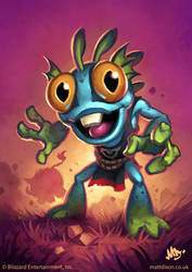 Hench-Clan Murloc by MattDixon