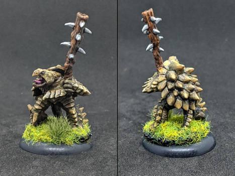 Spikeshell Warrior