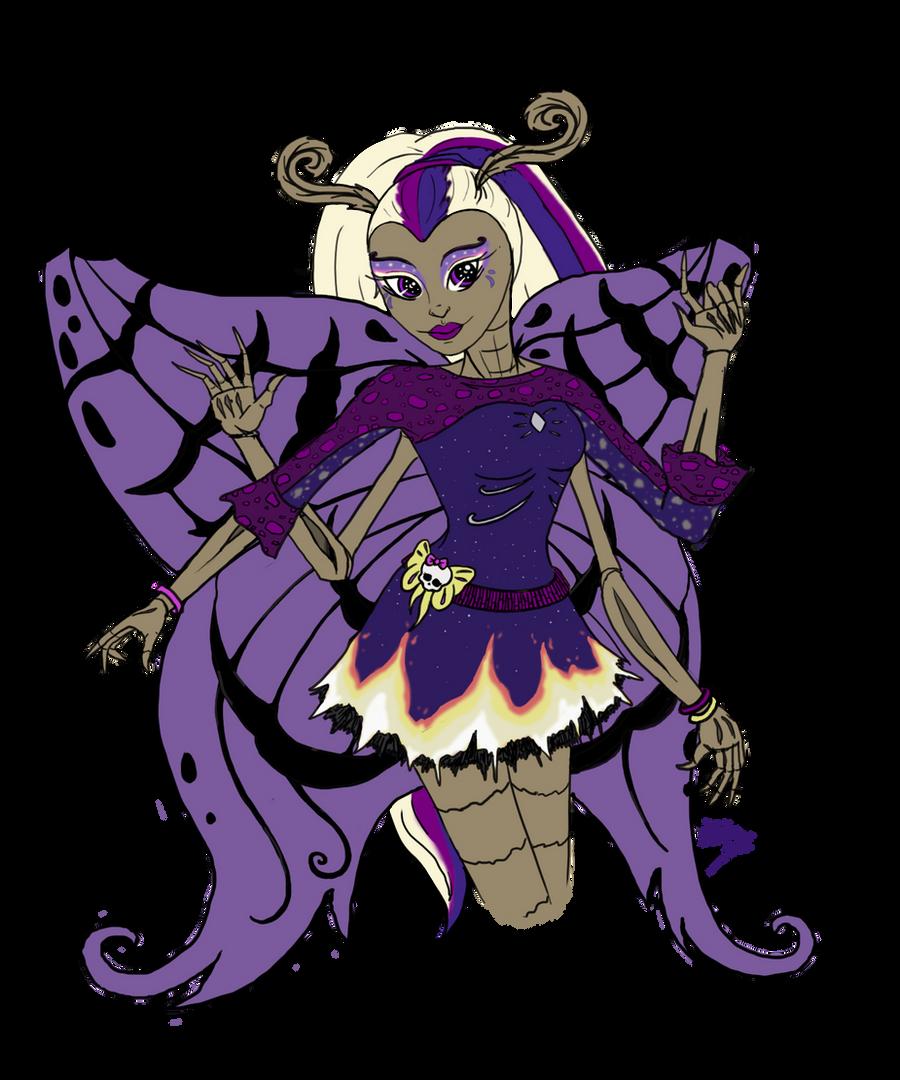 Monster high bonita femur redesign by kyan on deviantart - Monster high bonita ...