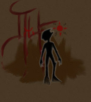 Cave painting - Shadow