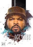 Ice Cube Artwork