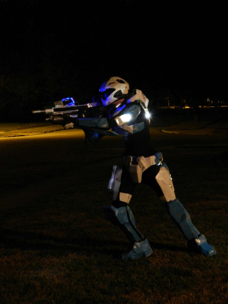 Complete Mark VI/Recon with Assault RIfle by Luke023