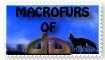 Macrofurs of DA by BabyChrisFox