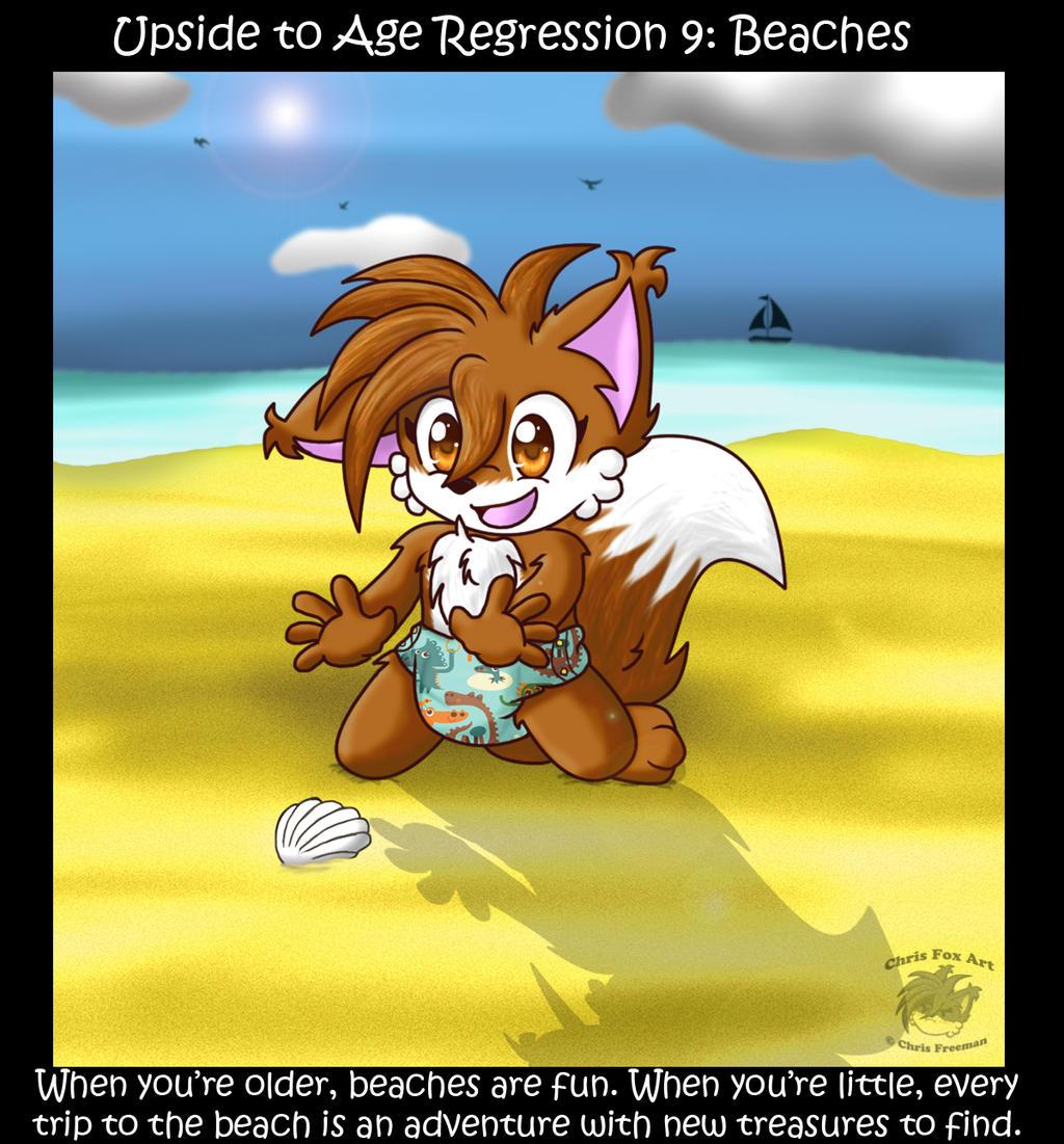 age regression ts BabyChrisFox 115 72 Upside to Age Regression: 9 by BabyChrisFox