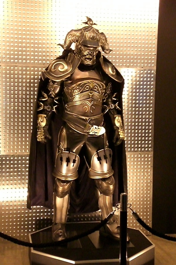 Final Fantasy XII Armor by SilverPhantom