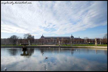 Jardin des Tuileries by angelmisty