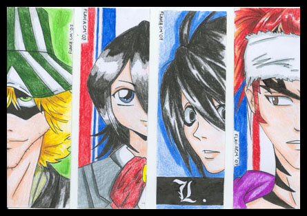 Bookmarks by angelmisty