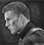 Pencil Drawing: Cap