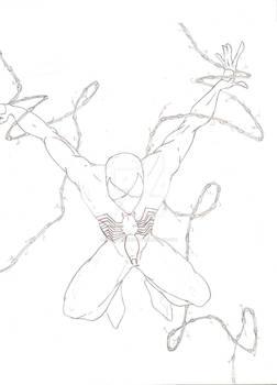 Quick spidey sketch