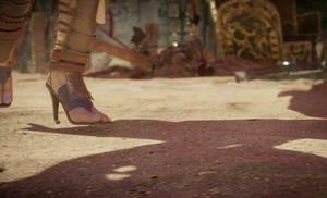 Kitana feet 19 - Mortal Kombat 11