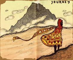 Journey by JoJoCookie-Chan