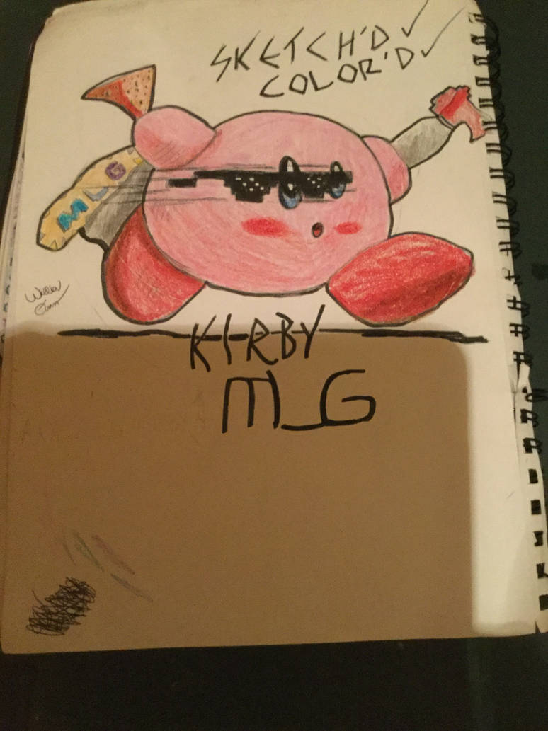 My Kirby by TheWilliamOwens