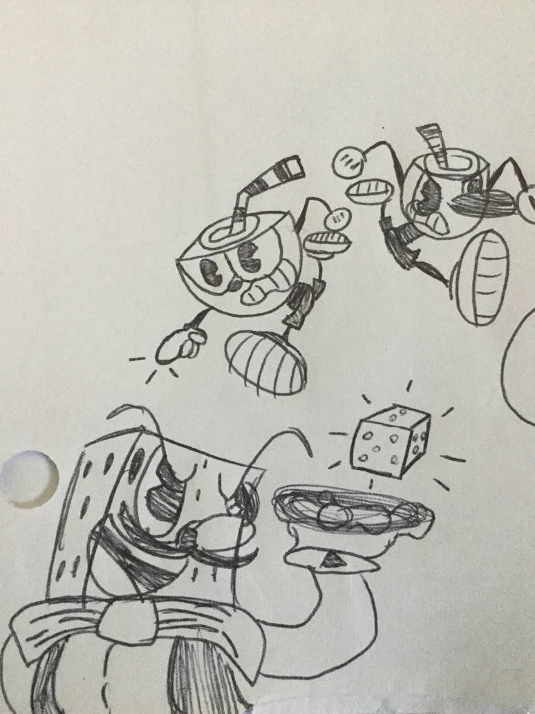 Cuphead by TheWilliamOwens