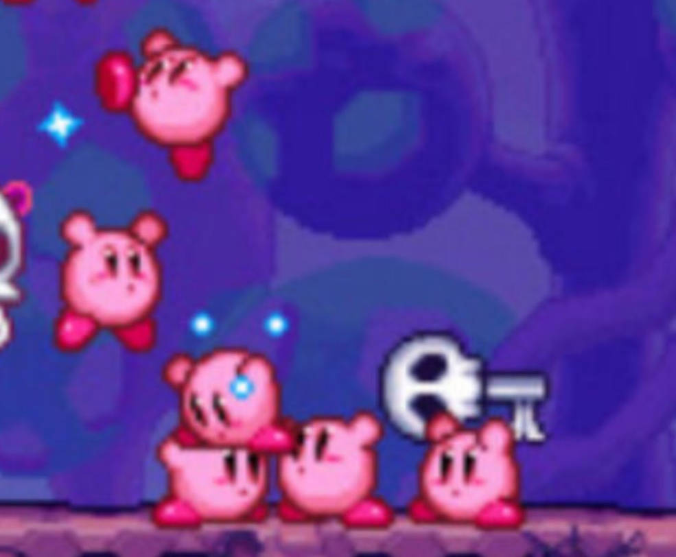 Favorite Kirbys by TheWilliamOwens