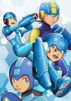 The Blue Helmet Heroes by Exerionz