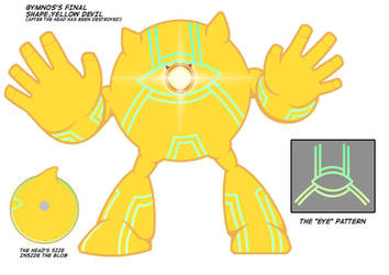 Yellow Devil (Gamma Ray Gymnos version) by Exerionz
