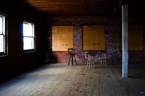 Abandoned Room 2 by mindym306