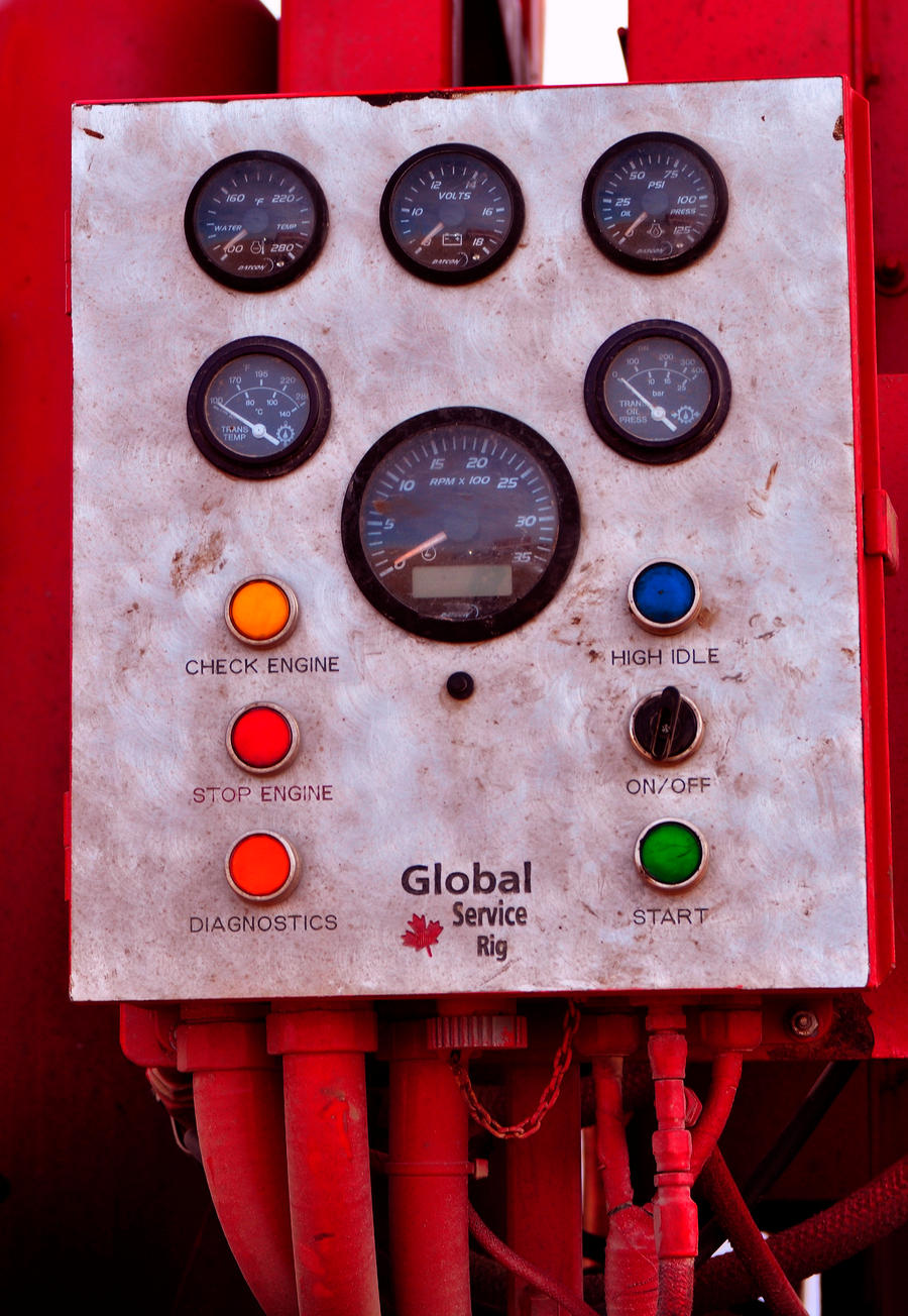 Control Panel Stock by mindym306