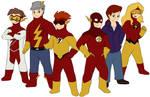 Flash Family by Gaiash