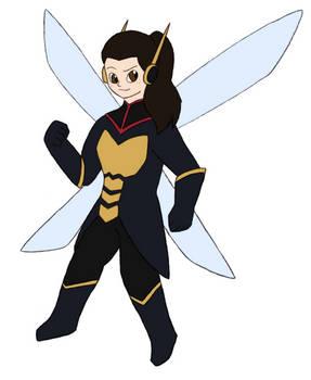 Marvel Revisited - Wasp (Hope van Dyne)