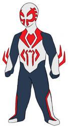 Marvel Revisited - Spider-Man 2099