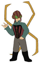 Marvel Revisited - Lady Spider