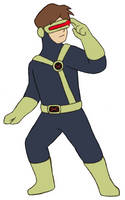 Marvel Revisited - Cyclops