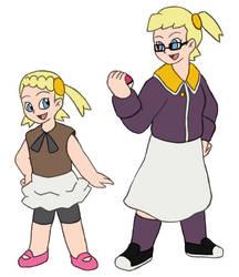 Pokemon 10 Years Later - Bonnie