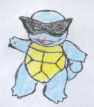 Squirtle by Gaiash