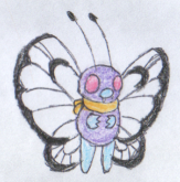 Butterfree by Gaiash
