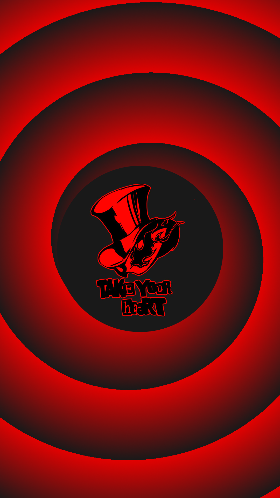 Persona 5 - Take Your Heart Phone Wallpaper by ...