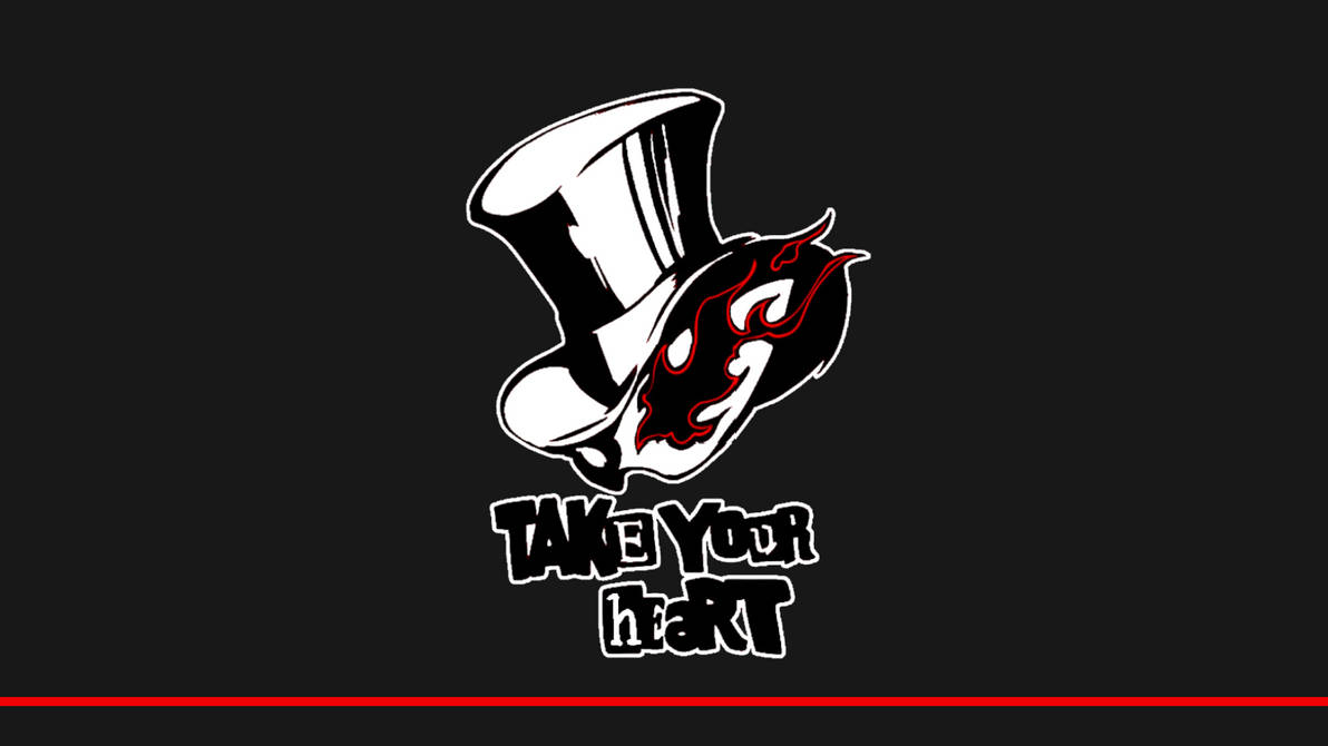 Persona 5 - Take Your Heart PC Wallpaper 2 by ...