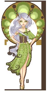Nasrin Nouveau. Pixel. by Mareve-Design