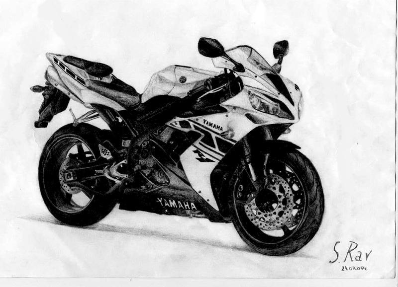 Yamaha YZF R1 By ZW1138 ...