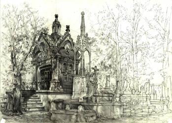 Cemetery by ZW1138