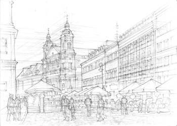Freta Street, Warsaw