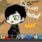 Kid!Loki Shimeji by CakeDoom