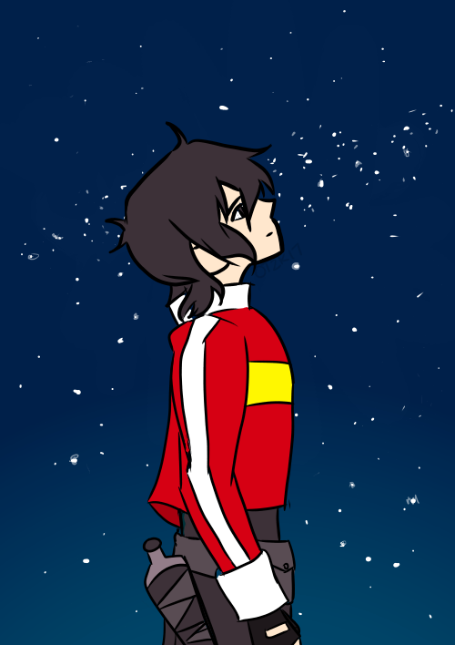 Smol Keith by OceanBacca