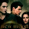 New moon icon by Asiulka94