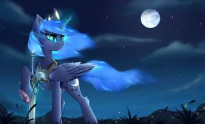 Warlike luna